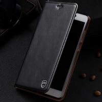 PALUNI For Xiaomi Redmi Note 4 4X 5 5 Case Cover Crazy Horse Genuine Leather Case