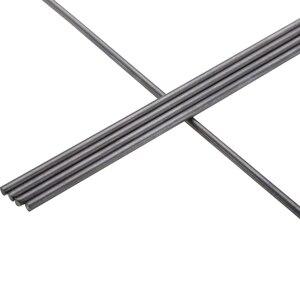 Image 5 - 5 szt. Klasa 5 GR5 tytanowe pręty Ti drążek drążka 3mm średnica 25cm długość dla narzędzi przemysłowych