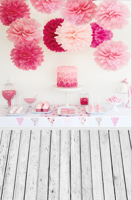 aliexpress com   buy dessert table paper flower wall backdrop vinyl cloth high quality computer