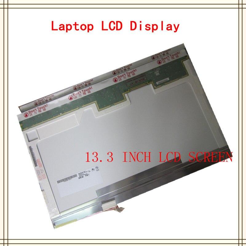 Livraison gratuite 13.3 pouces ordinateur portable lcd écran LED 20 broches pour APPLE A1181 écran LCD
