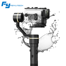 FeiyuTech G5GS Gimbal for Sony AS50 AS50R  Sony X3000 X3000R Splash Proof 3-Axis Handheld Stabilizer for 130g-200g SONY Camera