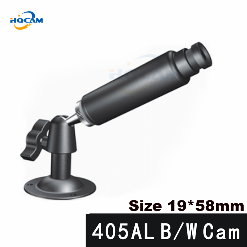 HQCAM Size 19*58mm B/W Camera Sony 1/3 CCD 480TVL Black and white image For Analog Camera 405AL Black and white mini camera wltoys 12428 12423 1 12 rc car spare parts 12428 0091 12428 0133 front rear diff gear differential gear complete
