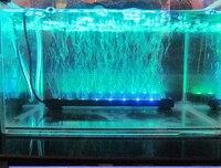 Аквариум амфибия Интеллектуальный цвет меняется светодиодный светильник пульт дистанционного управления освещением красочные медленно м