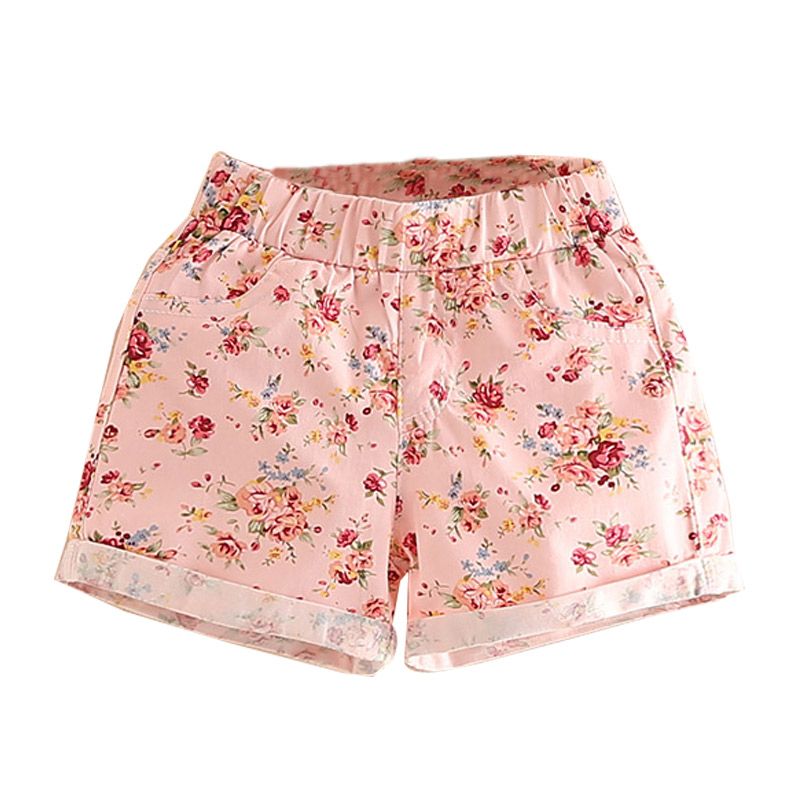 Girls Shorts 2018 for girls Baby Girl Shorts Kids Fashion summer pant Children Trousers shorts for girl kids pant