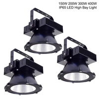 1PCS Led High Bay Lights 150w 200w 300w 400w Led High Bay Led Lamp For Factory/Warehouse/Workshop Industrial lamp