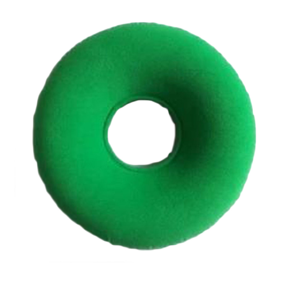 new inflatable vinyl ring round seat donut cushion and medical hemorrhoid donut pillow