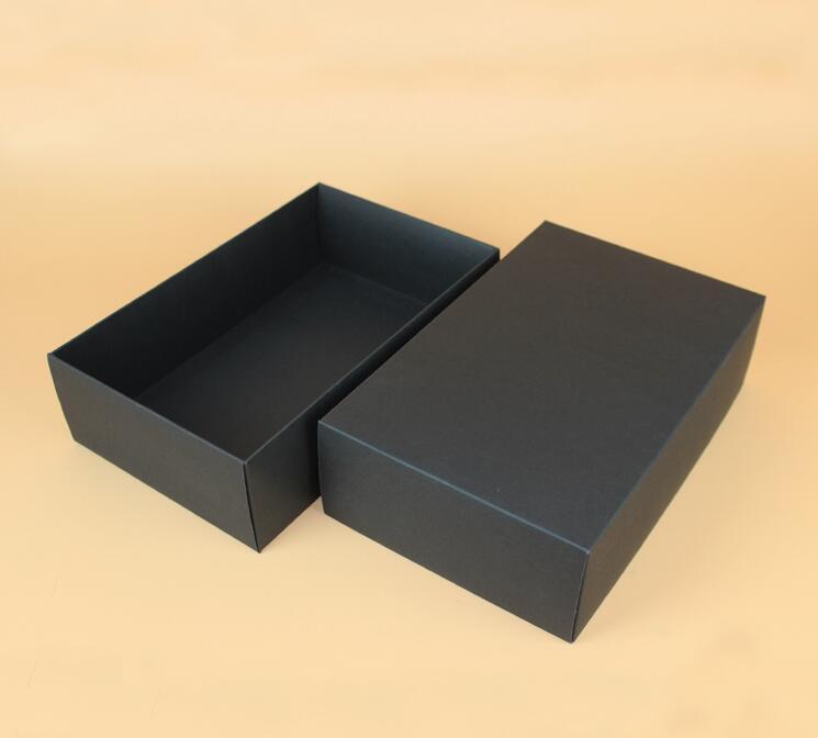 1 24 alice 28 18 8cm black white paper box 100pcs lot. Black Bedroom Furniture Sets. Home Design Ideas