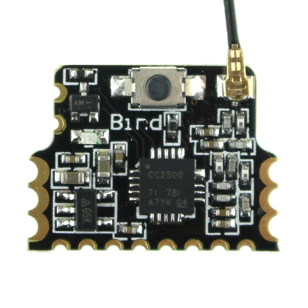 2.4G 8CH D8 Mini FrSky Compatible Receiver With PWM PPM SBUS Output Compatible with Frsky X9D (Plus) DJT DFT DHT