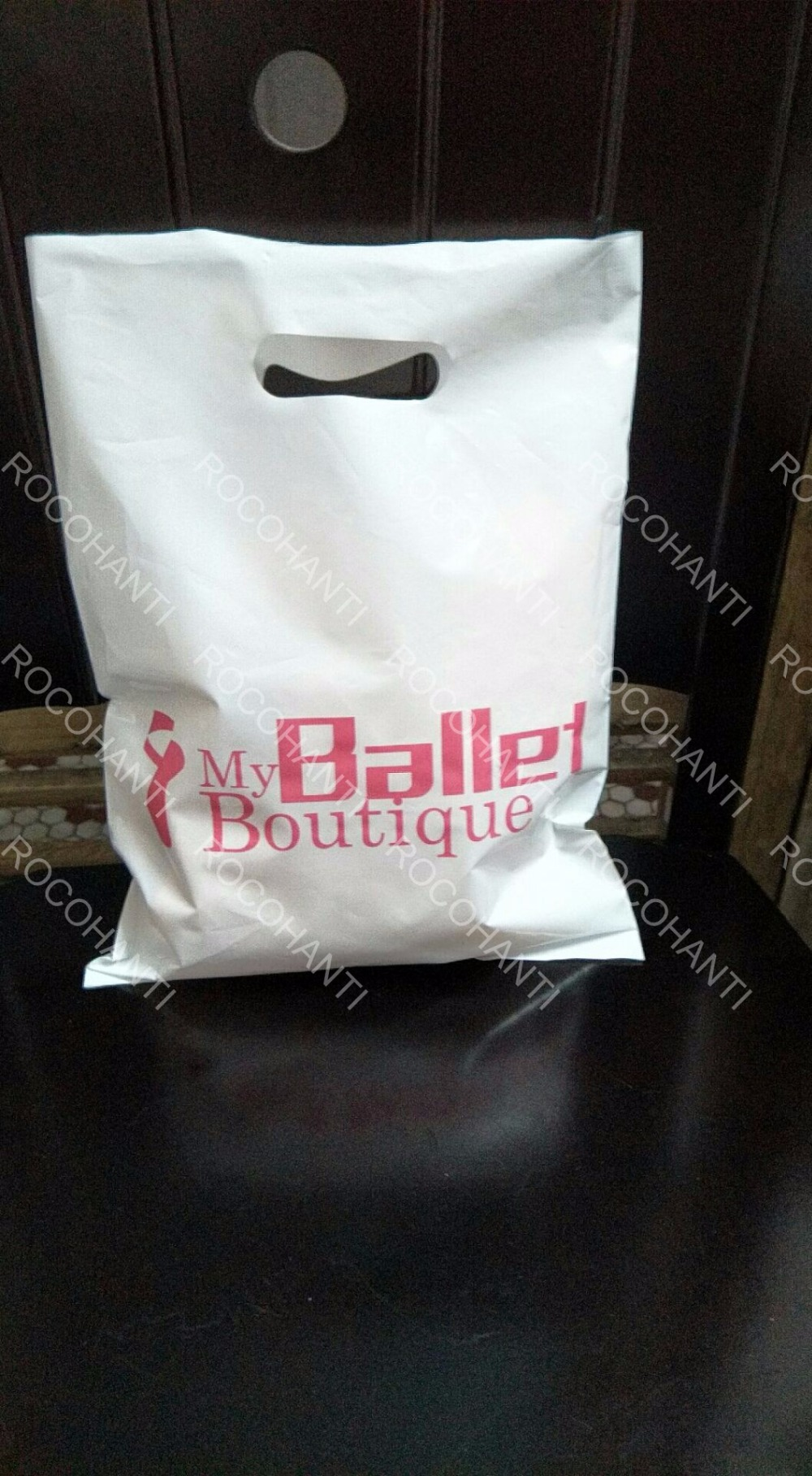 China shopping bag with logo Suppliers