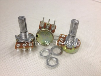[BELLA]WL 148 Single volume potentiometer B100K- axis 20MM--100PCS/LOT