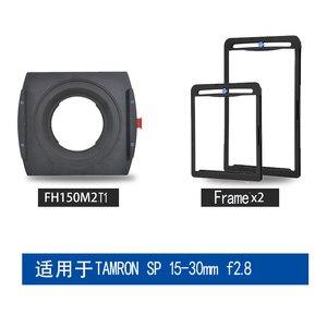 Image 3 - Benro FH150M2T1 Fotocamera Filtro Quadrato Supporto Del Sistema Per TAMRON SP 15 30mm f/2.8 FH150M2T