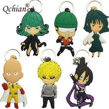 One Punch Man Cosplay Key Chains