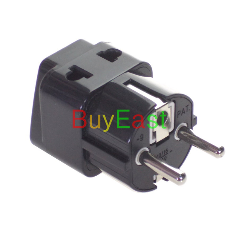 3 In 1 US//AU//UK//EU//China One Gang Wall Outlet Plate Socket Switch 110~250V 10A