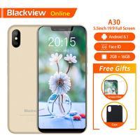Blackview оригинальный A30 2 ГБ + 16 ГБ 19:9