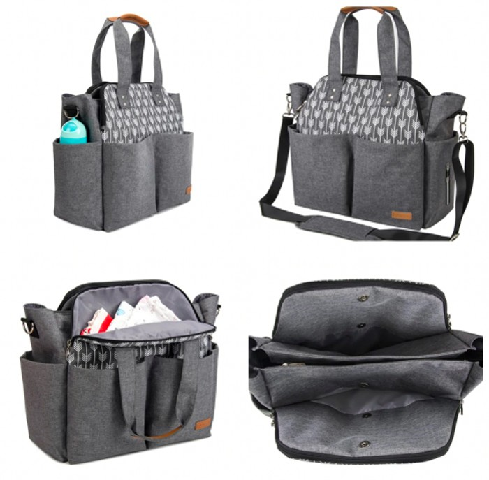 baby travel changing diaper tote mummy maternity nappy bag organizer baby bag stroller messenger bags handbags for moms baby mom changing diaper tote wet bag for stroller mummy maternity travel nappy bag backpack messenger bags bolsa maternidad