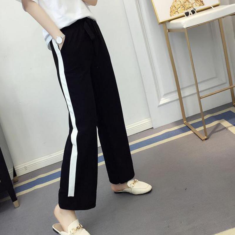 T-inside977 2018 Summer Trousers For Women Elmer Mr Wonderful Shose Women Joggers Women Fake Designer Clothes Pants Female