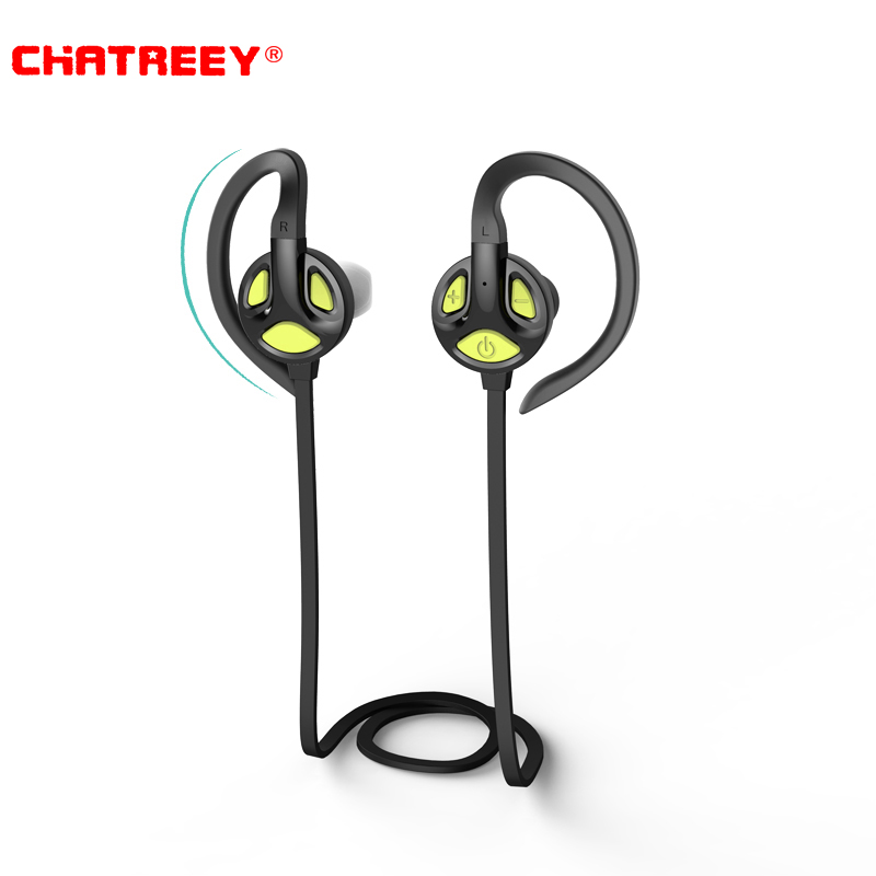 chatreey Bluetooth Headphones , Wireless Sport Running Jogging with Bluetooth 4.1