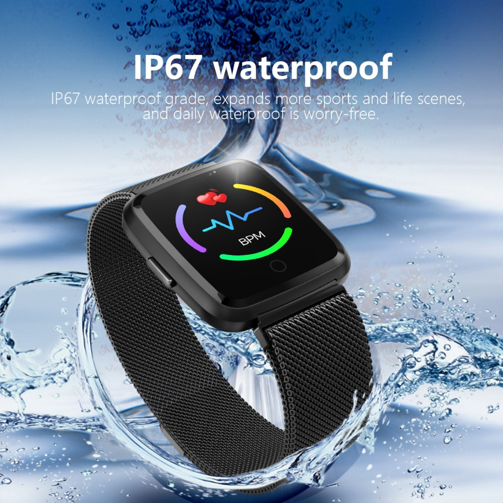 Huawise Y7 smartwatch 3