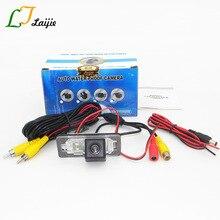 Laijie Автомобильная Камера Заднего вида Для BMW 3 E46 M3 E90 E91 E92 E93/RCA HD Широкоугольный Объектив/CCD Ночного Видения Парковка Задним Ходом камеры