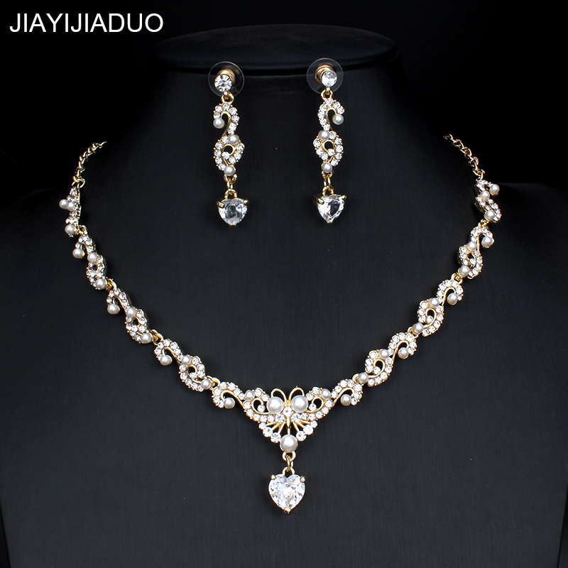 Bridal Jewellery Set For Glamour Women