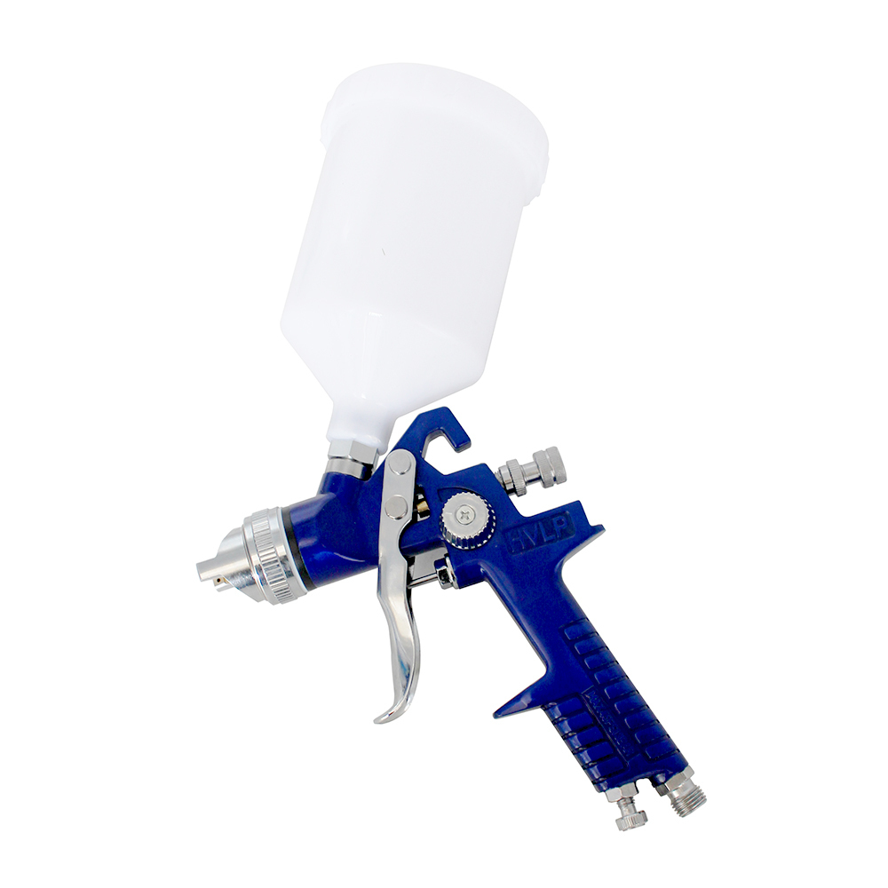 1.4mm/1.7mm 600ML HVLP Atomization Paint Air Spray Gun Pump For Car Auto Repair , Pneumatic Tool Furniture Finishing Painting