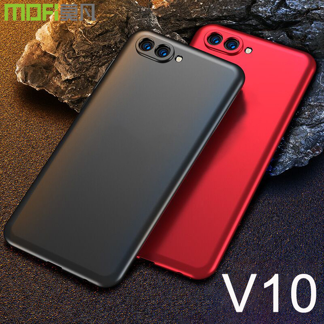 buy online 7c8e9 1f268 US $6.48 28% OFF|huawei honor v10 case view 10 cover v 10 full protector  hard back view10 Mofi original fundas pc huawei honor v10 case-in ...