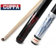 New Arrival Cuppa DL13 Billiard Pool Cue Stick Tips 12.75mm 11.75mm Cues Kit Case Durable Professional Set China 2019
