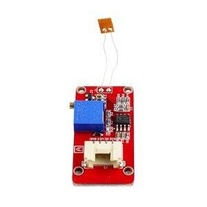 Электрический датчик напряжения V2.0, модуль усилителя потенциометра BF350 3AA с 3-контактным кабелем, электронный DIY Kit 1 шт.