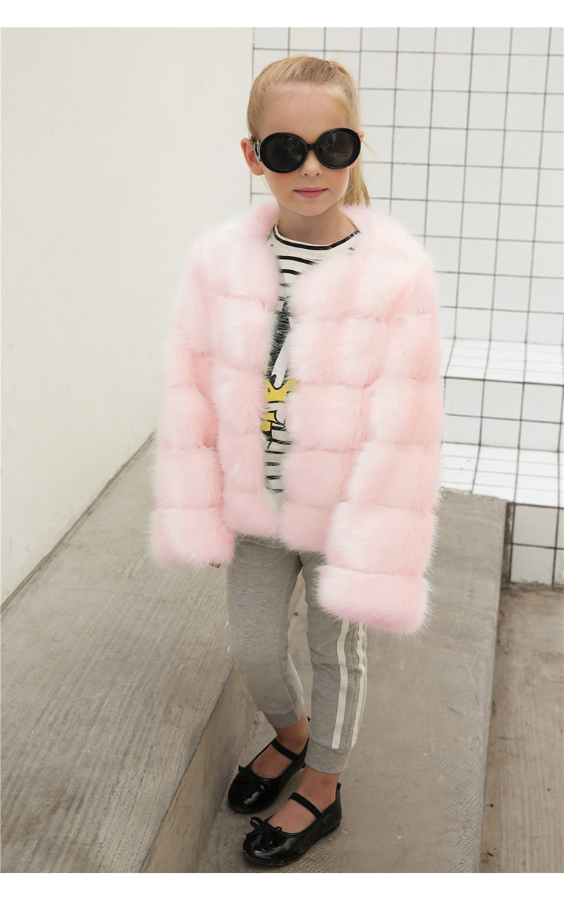 kids fur coat 4880447085_741428826