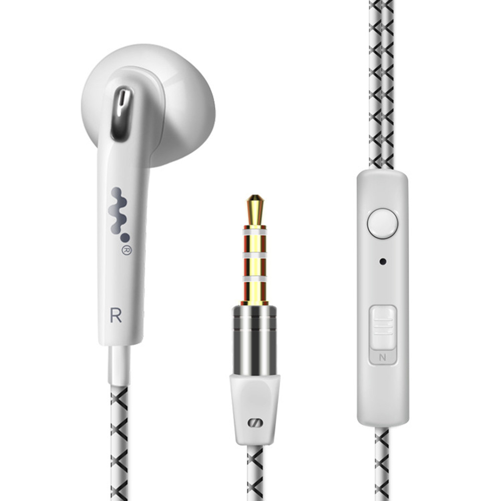 Original White/Black in-ear Earphone earbuds with Mic remote control for samsung galaxy s6 s7 edge plus s3 s4 s5 in ear earphone with mic wired control in ear earphone phone earphones for samsung galaxy s4 s3 s2 s5 s6 s7 note 2