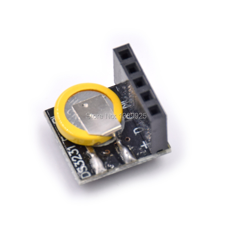 10PCS DS3231 Real Time Clock Module 3.3V/5V With Battery For Raspberry Pi