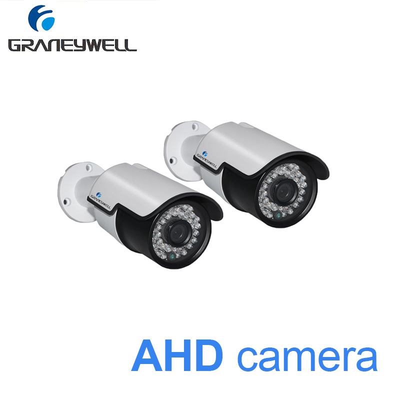 2 PCS Security Camera AHD 1080p Night Vision Home DVR Monitor Camera 36 IR LEDs Waterproof Bullet CCTV Video Surveillance Cam 2 PCS Security Camera AHD 1080p Night Vision Home DVR Monitor Camera 36 IR LEDs Waterproof Bullet CCTV Video Surveillance Cam