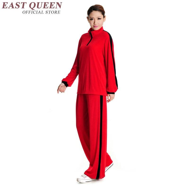 Tai chi abbigliamento donna tai chi uniforme tute le donne taichi uniforme KK1905 H