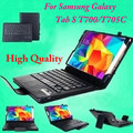 2015 Hot New 2 In 1 PU Leather Wireless Bluetooth ABS Keyboard Stand Case For Samsung Galaxy Tab S 8.4 T700 T705C