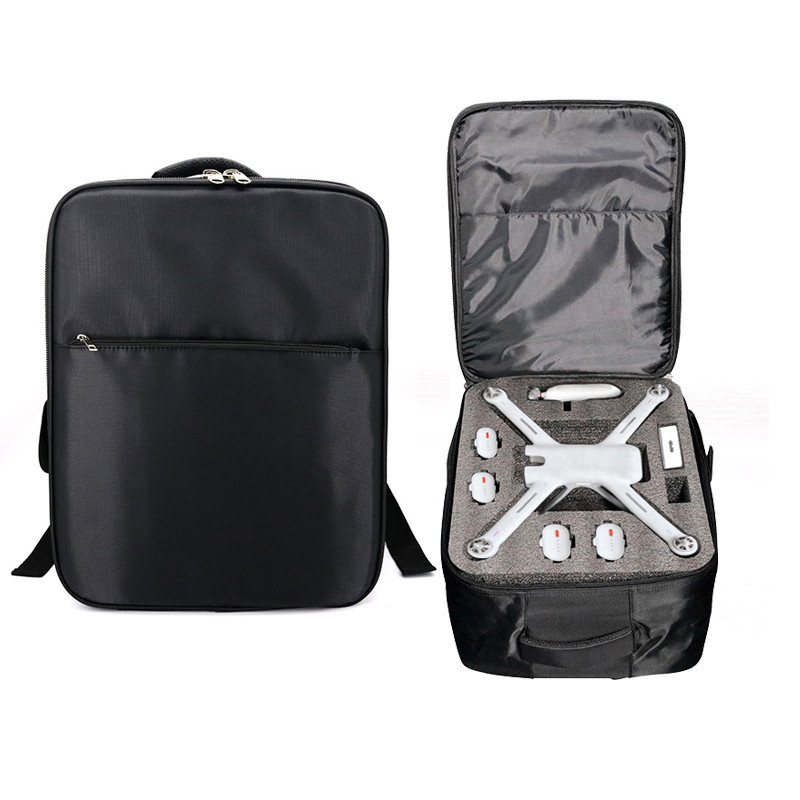HIPERDEAL Drones Bag For Dji Spark Outdoor Shockproof Backpack Shoulder Bag Soft Carry Bag For XIAOMI Mi Drone spark storage bag portable carrying case storage box for spark drone accessories can put remote control battery and other parts
