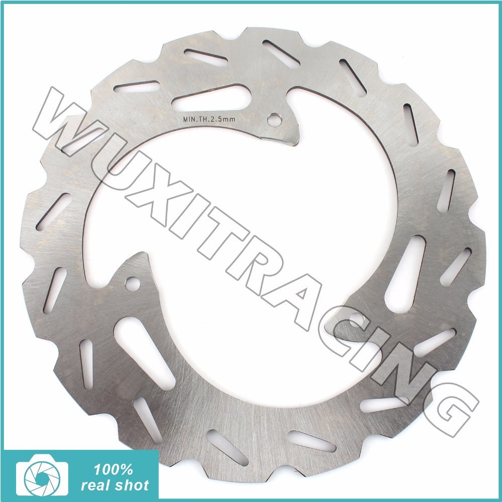 цена на  220MM 2005 2006 2007 2008 2009 2010 2011  New Front Brake Disc Rotor for SUZUKI RM 85 RM85 05-11
