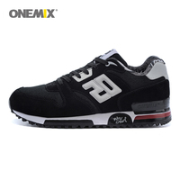 Onemix Men Women Retro Running Shoes Light Cool Sneakers Breathable Athletic Shoes For Outdoor Sports Jogging