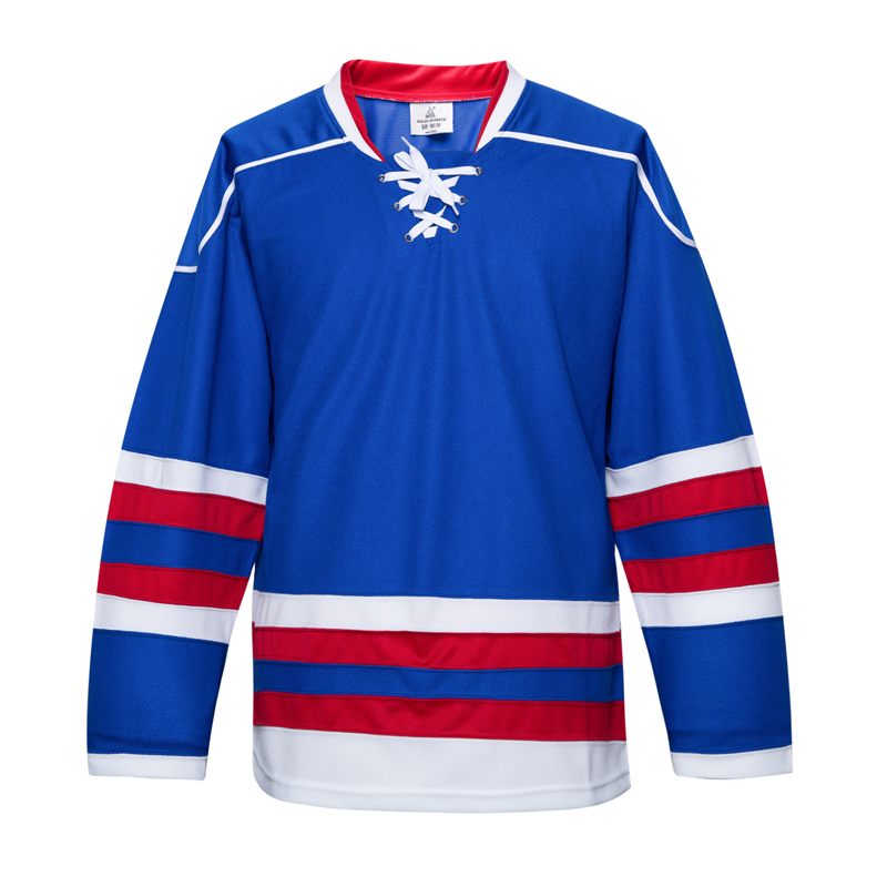 H900 series blank National Hockey League Team practice jerseys - high quality thick breathable polyester fabric - Junior&Senior