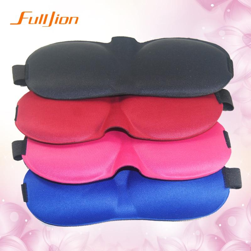 Sweet Rest 3D Sponge Eye Mask Cover eyepatch Sleeping eye mask blindfolds for health care to shield the light sleep cover