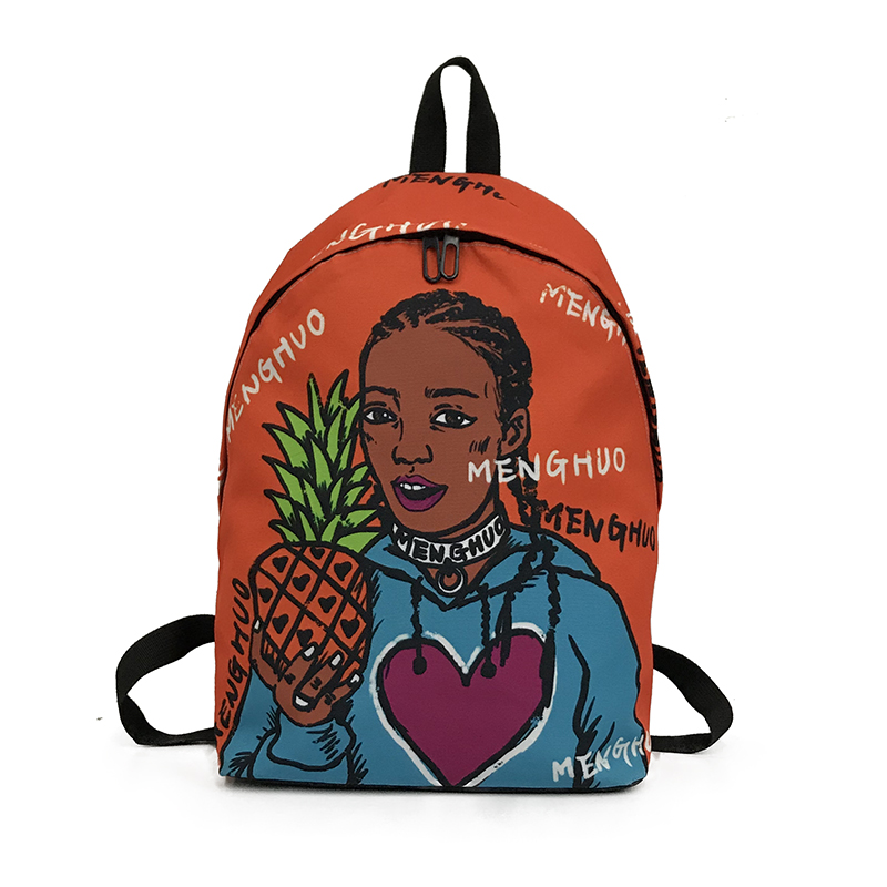 Men Women Backpacks College Student School Bags for Teenagers Female Male Waterproof Mochila Casual Rucksack Pink Travel Daypack