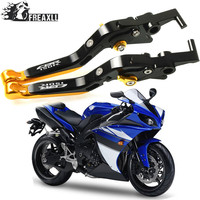 Motorbike Accessories Motorcycle Brake Clutch Levers Adjustable Folding Extendable For Honda CBR150R CBR 150R 150 R 2011 2014