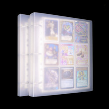 900 Cards Capacity Cards Holder Binders Albums For CCG MTG Magic Yugioh Board Games Cards book Sleeve Holder