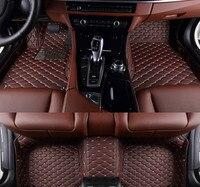 Best quality! Custom special car floor mats for Mercedes Benz GLC 200 220d 250d 250 300 Coupe X253 2019 2015 waterproof carpets