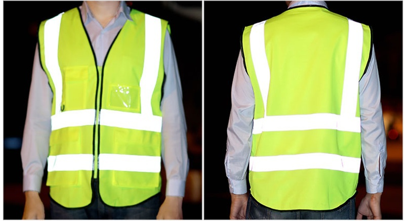 35937d141efa Apicultura Rushed 2015 Summer Unisex High Visibility Safety Reflective Vest  For Road Construction Workers