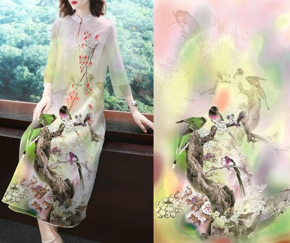 Nuevo Rosa Color Uniforme Flamingo Patrón Estampado Velour Terciopelo Tela de tapicería