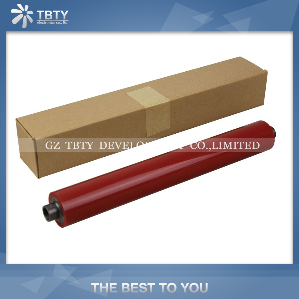 Lower Sleeved Roller For HP CP6015 CM6040 CM6050 6015 6040 6050 HP6015 HP6040 HP6050 Lower Pressure Roller Fuser Roller On Sale free shipping lower sleeved roller lpr 9500 fuser pressure roller for hp9500 printer