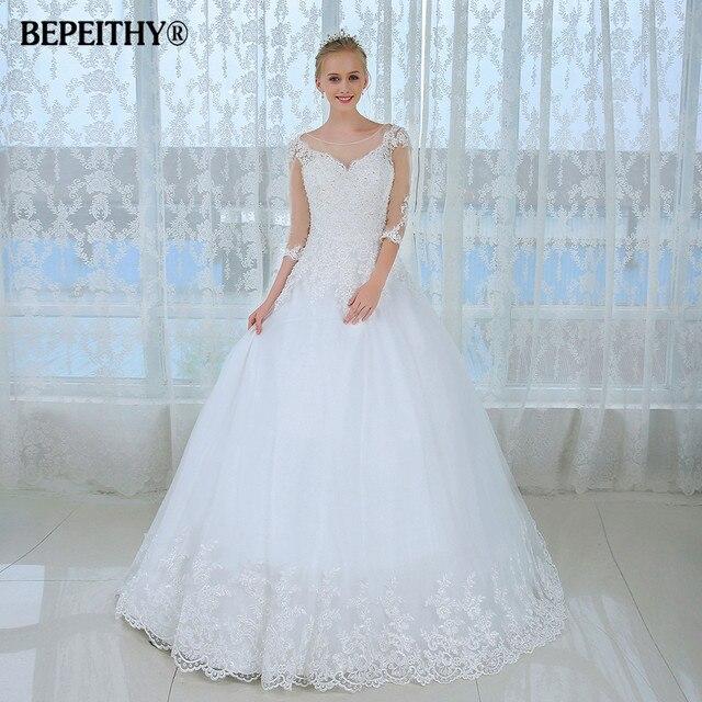 Vestidos de novia baratos invierno
