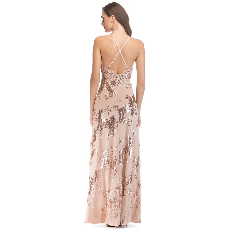 Glitter Langes Sequin Muxu Backless F Rot Strapless Sexy Kleider Damen Kleid Kleidung v8nwPy0OmN