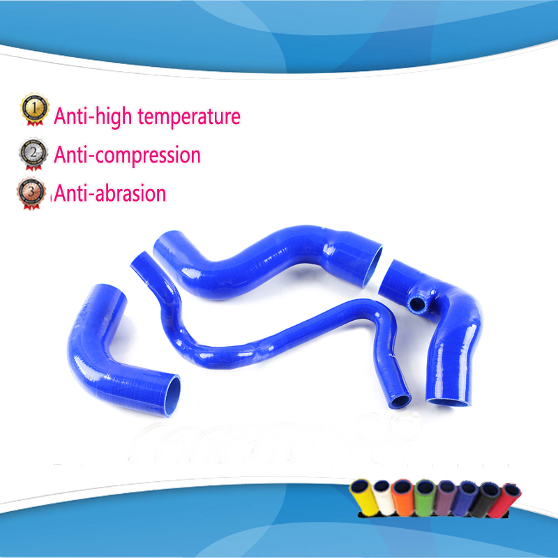 FOR Audi A4 / VW passat B5 1.8T silicone intercooler turbo hose