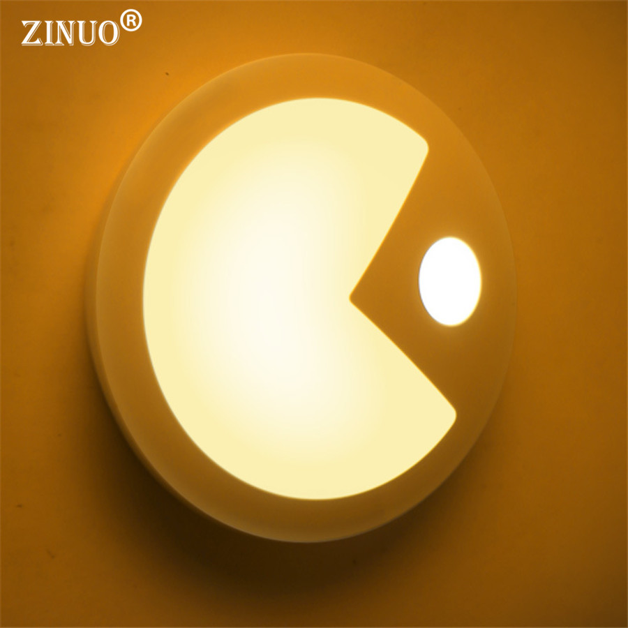 ZINUO USB Rechargeable PIR Infrared Motion Sensor LED Night Light LED Under Cabinet Lamp For Kitchen Wardrobe Closet LED Light led pir body automatic motion sensor wall light sensor night light usb rechargeable induction lamp for closet bedrooms